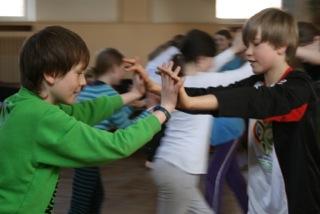 Tanzprojekt der 6.Klasse