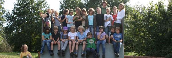 6.-9.9.2011 Wir sind gerade auf Klassenfahrt