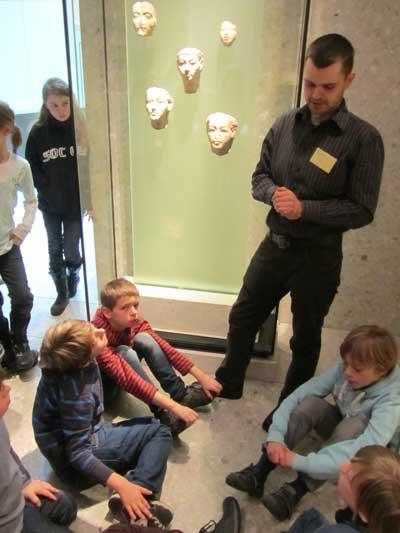 5.12.2011  Ägyptisches Museum