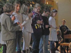 Weihnachtsgottesdienst 2011