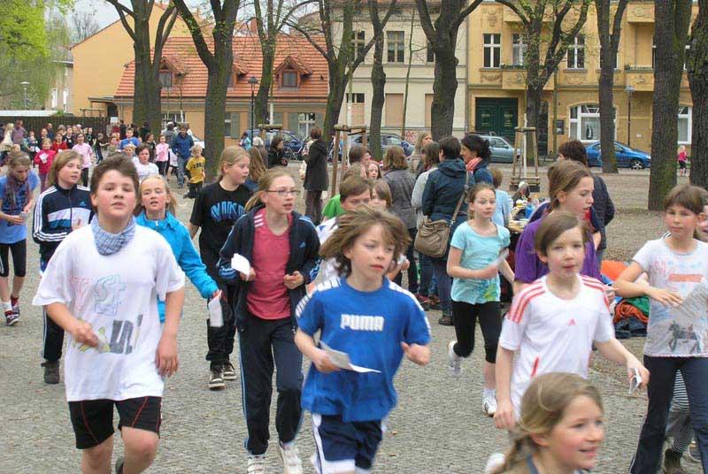 Spendenlauf EvGS-Babelsberg