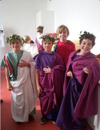 Mode bei den alten Römern-2