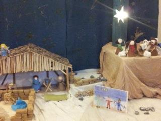 Wir wünschen allen eine schöne Weihnachtszeit.