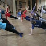 Tanzprojekt der 6. Klasse