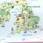 England hier und dort - Englandfahrt und Englandprojekt in Klasse 5