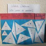 "Geometrie-Forscher in Klasse 6:""Viele Dreiecke - Wie werden sie geordnet?"""