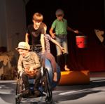 """""""Zirkus Babolino ‐ Ein soziales Lernfeld für Inklusion"""" (Ausschnitt aus dem Projektbericht 2017)"""