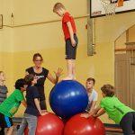Zirkus in Klasse 4