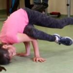 Oh, wie cool - Breakdance an unserer Schule - Klasse 6