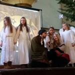 Weihnachtsgottesdienst an der Ev. Grundschule Babelsberg 2015