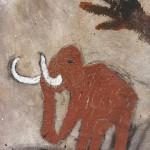 Höhlenmalerei bei den Leffumaks Kl. 4